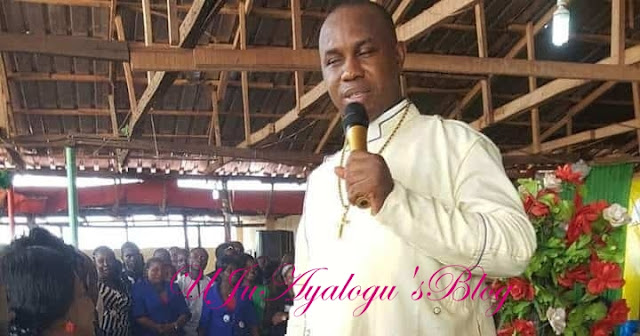 Bishop Nabbed Over Multi-Million Naira Fraud In Enugu