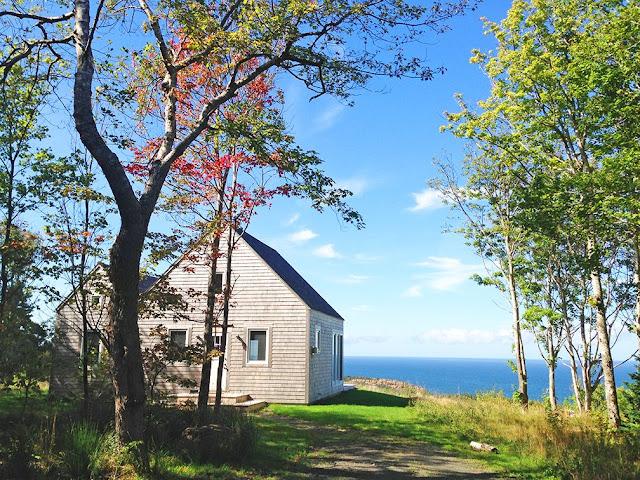 Eagles Pass, a classic Cape Breton Island cottage