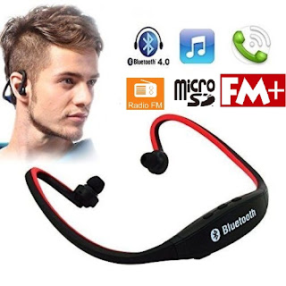 cuffie bluetooth sport bs19c