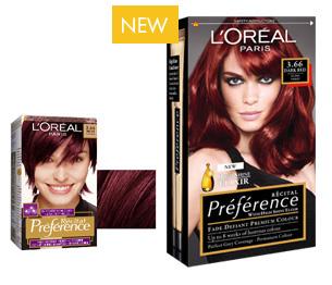 red dye hair