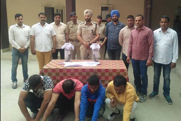 karnal-police-cia-2-arrested-loot-snatching-and-criminal-gang