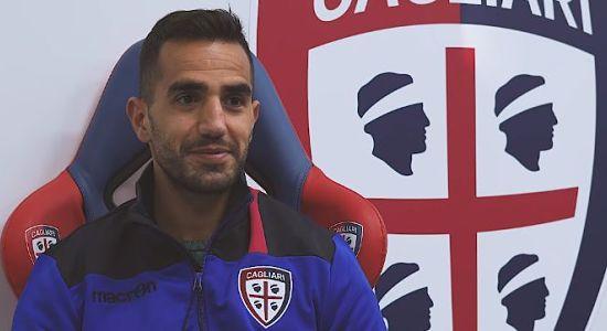 CAGLIARI, dopo la vittoria di Crotone si punta già all'Inter. Ceppitelli verso il recupero, si ferma di nuovo Padoin.