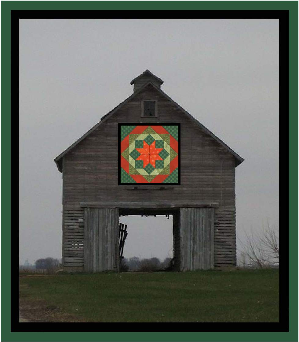 The Antiquer's Field Guide: The American Barn Quilt Trail