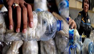 Penyelundupan Burung Kakatua Melalui Botol Mineral Hingga Mati