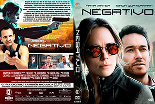 Negative - Negativo - cover DVD