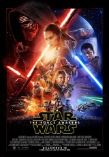 """Carátula del DVD: """"Star Wars: el despertar de la fuerza"""""""