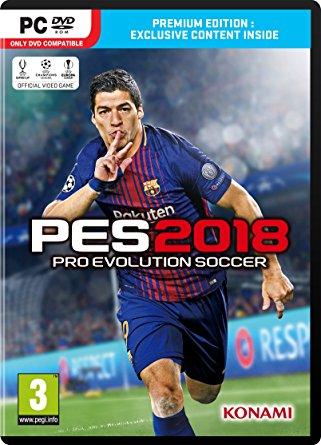 Pro Evolution Soccer 2018 MULTi17 Repack By FitGirl ~ Planet