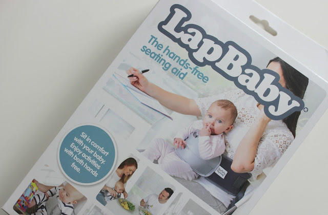 LapBaby Hands Free Seating Aid Review