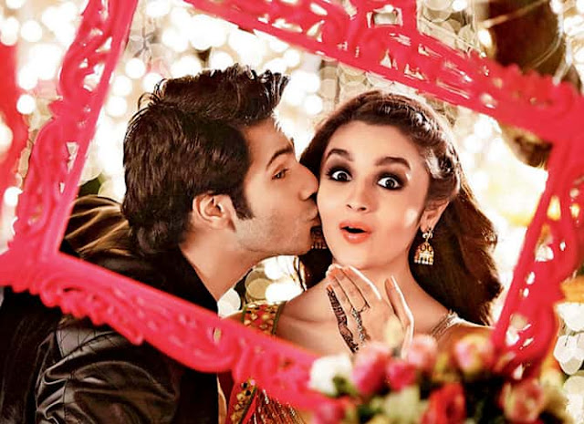 Alia And Varun To Reunite Onscreen For the Fourth Time With Shiddat