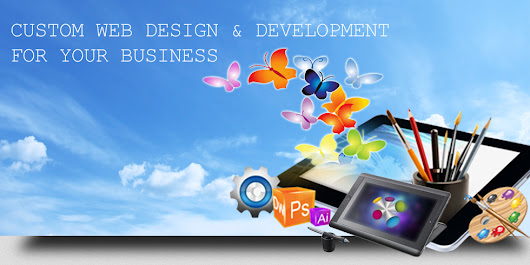 5 Benefits of Using Custom Web Design for Your Business