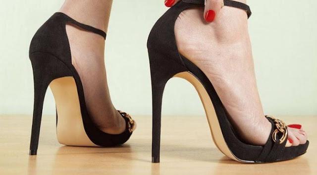 Perhatikan 4 Hal Ini Sebelum Beli Sepatu High Heels