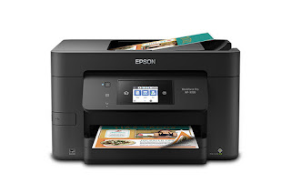 Epson WorkForce Pro WF-3720 Wireless Review and Driver Download