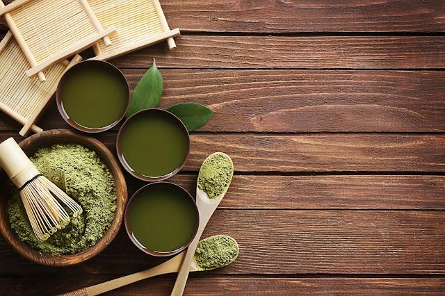 manfaaat teh hijau