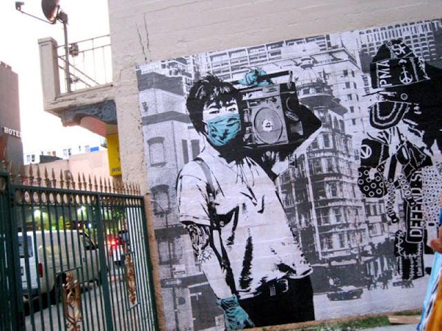 Рисунки на стенах. Eddie Colla 17