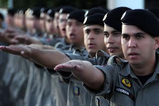 Terminam amanhã as inscrições para o concurso da Polícia Militar