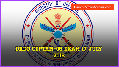 GK for DRDO Exam 2016