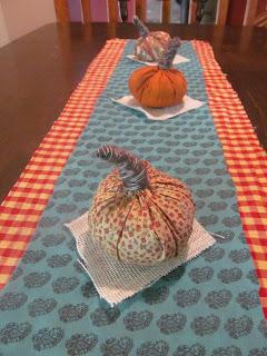 DIY pumpkin at Homemakers Challenge