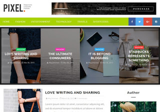 Best  Free Blogger Templates  For Your Blog
