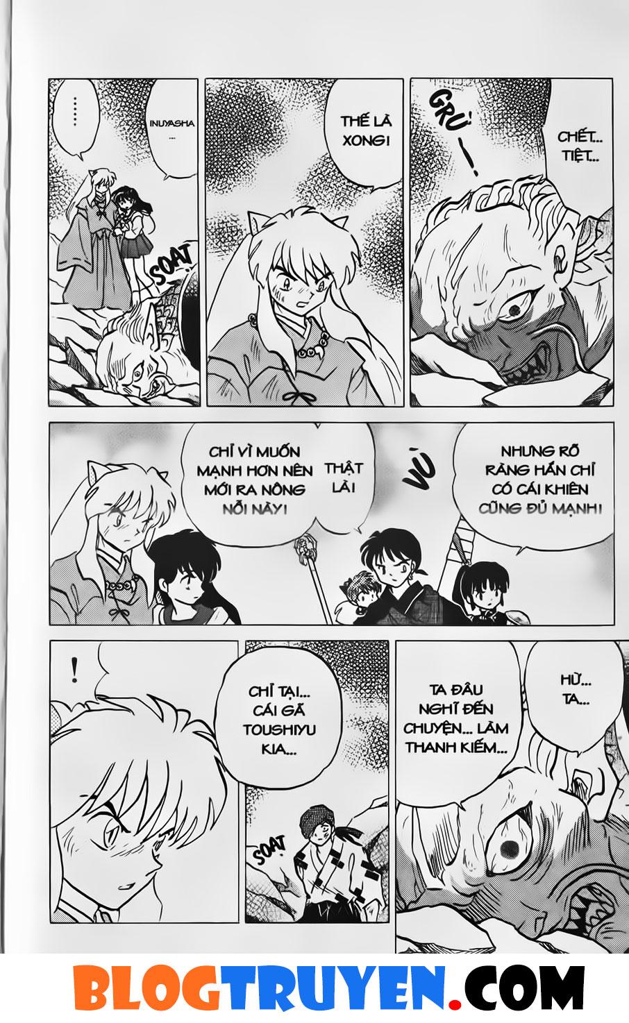 Inuyasha vol 39.10 trang 16