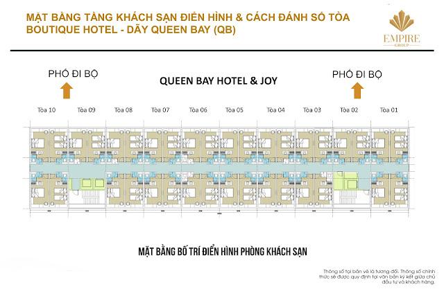 Mặt bằng mini hotel cocobay đà nẵng 1
