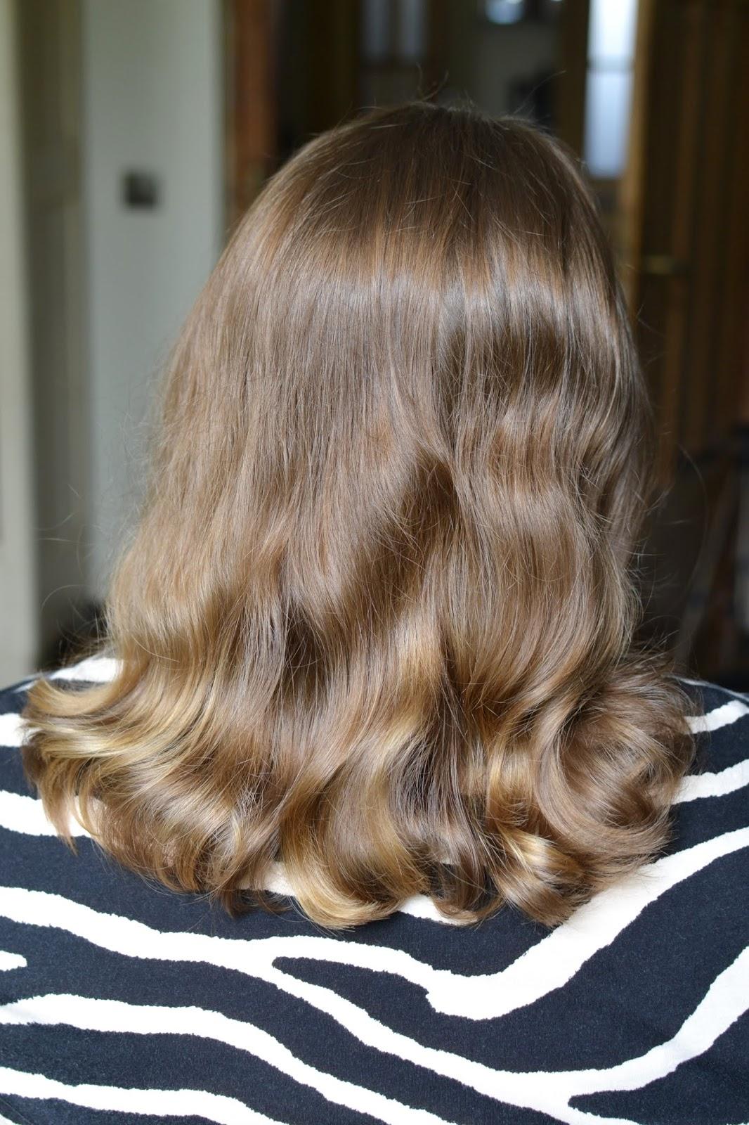 pielęgnacja włosów falowanych