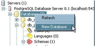 Kelas Informatika - Membuat Database PgAdmin III PostgreSQL