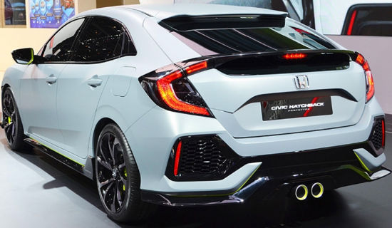 Honda Civic Hatchback Turbo Redesign, Specs, and Price