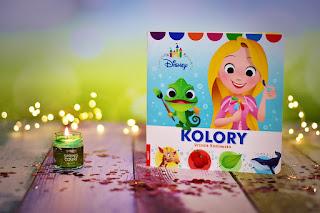 """Urszula Kozłowska - """"Disney. Maluch. Kolory"""" - książki dla dzieci #15"""