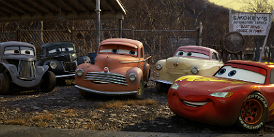 Review of Cars 3