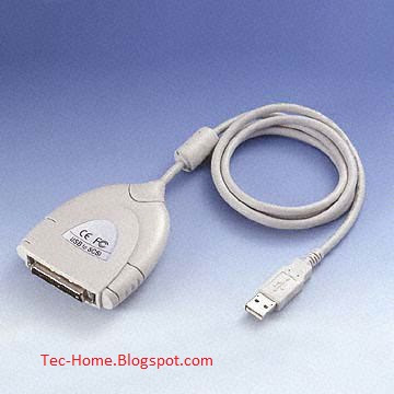 how to convert scsi port to usb port?