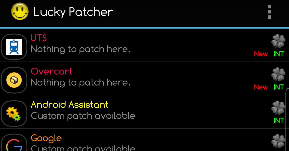 lucky patcher 543