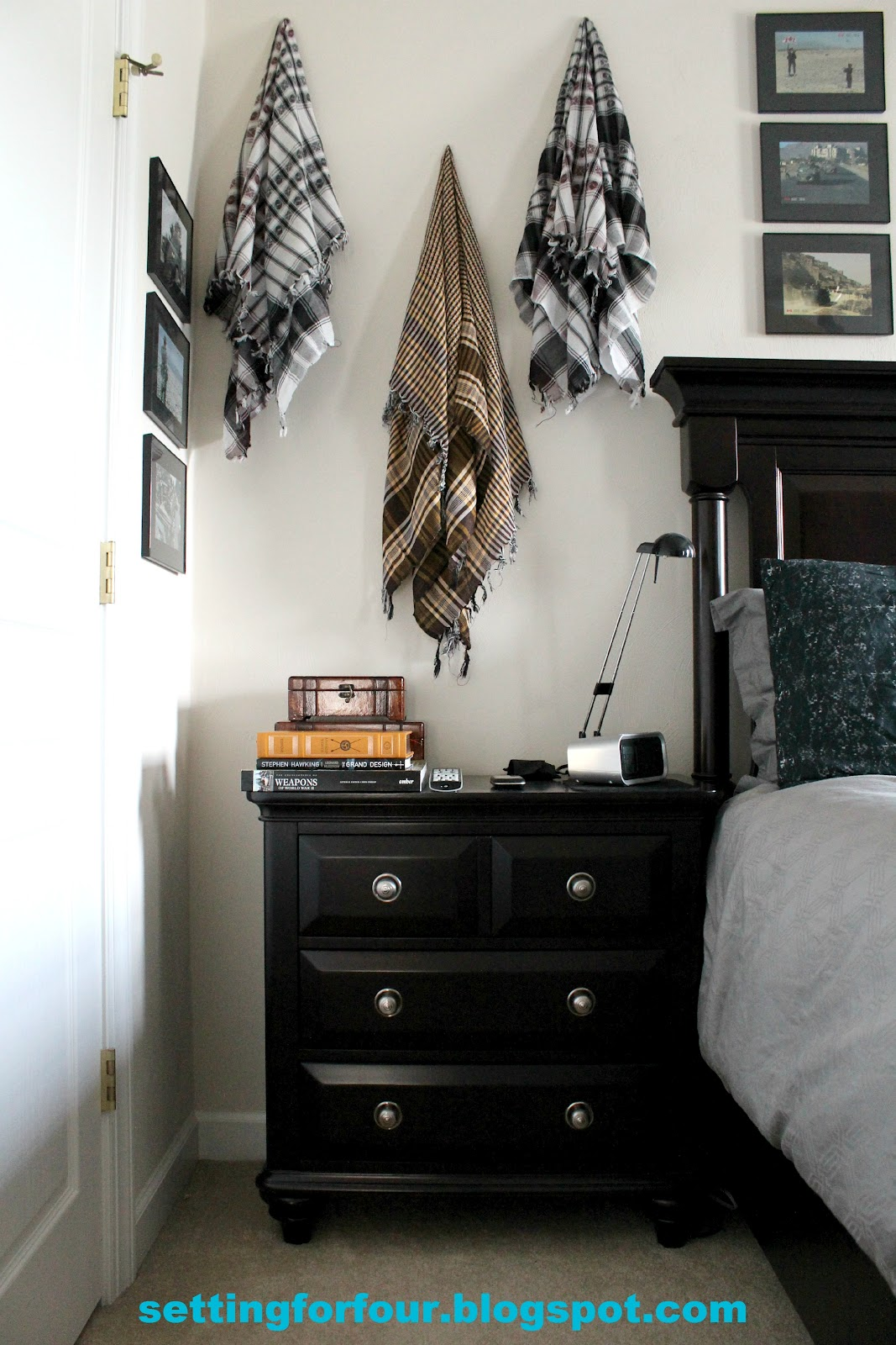 Boy Bedroom Storage: Teenage Boy's Bedroom