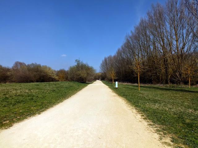 senderismo y zonas verdes de Vitoria