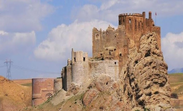 Centuries-old water supply system found in Iran's Alamut castle