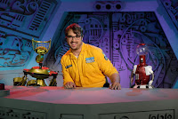 Baron Vaughn, Jonah Ray and Hampton Yount in Mystery Science Theater 3000 (1)