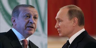 هذا ما طلبه بوتين من أردوغان بعد مقتل السفير الروسي.. يُعلن لأول مرة !