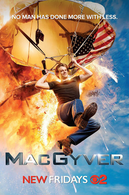 MacGyver (2016-) ταινιες online seires oipeirates greek subs