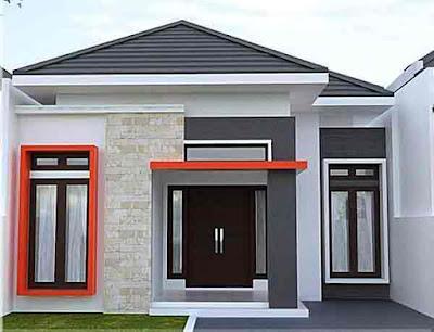 warna cat dinding luar rumah yang cerah 3