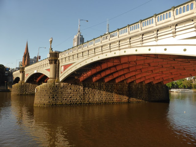 Princess Bridge desde Southgate Promenade
