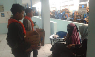 UKM  Mapala UGJ Cirebon Galang Dana Untuk Korban  Banjir Indramayu.