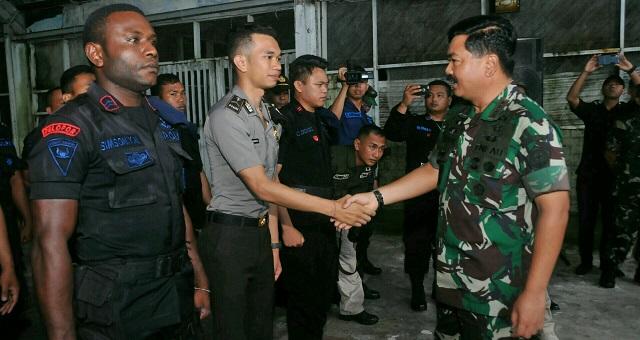 Indonesia Akan Aman, Jika TNI dan Polri Tetap Solid