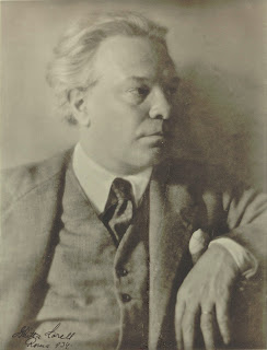 Respighi played one of his own piano concertos in New York in 1925
