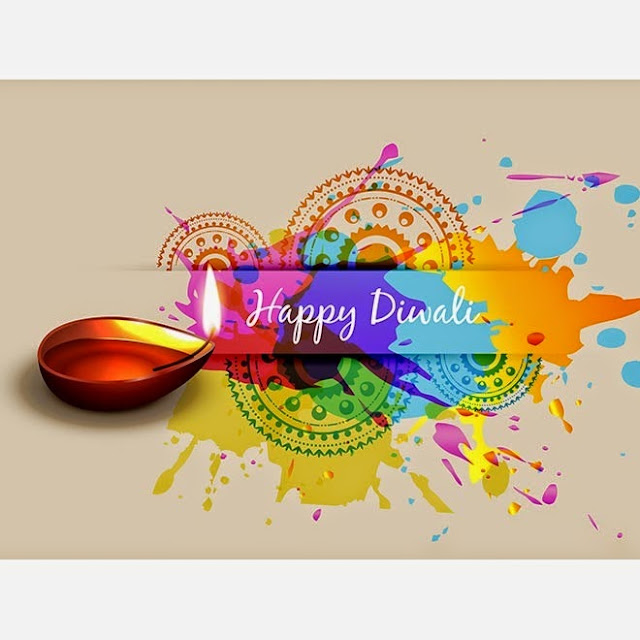 Happy Diwali 2015 Vector Art HD Wallpapers