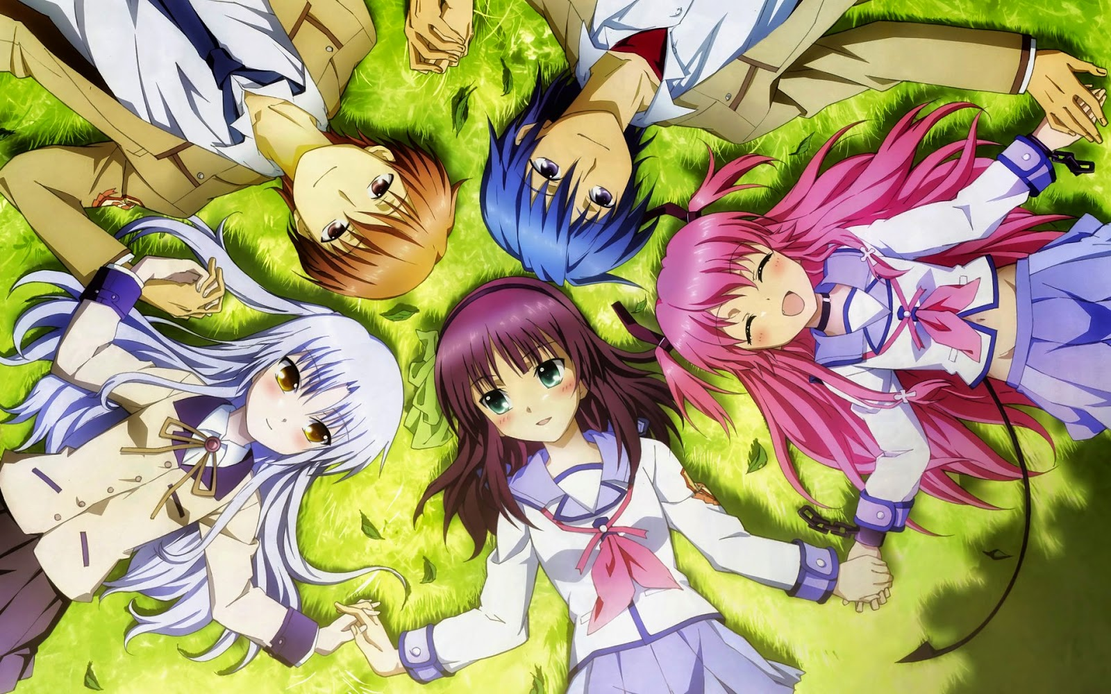 Angel Beats! Anime