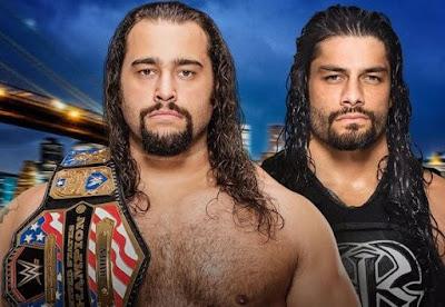 Roman Reigns vs Rusev Summerslam 2016 live stream