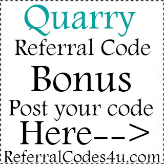 Quarry Referral Program, Quarry App Download, Quarry Free Trial