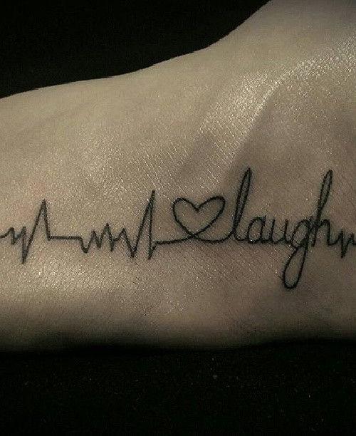 Tattoo Designs Ecg: Stupid Heart Rhythms: Lead II? I Have No Clue