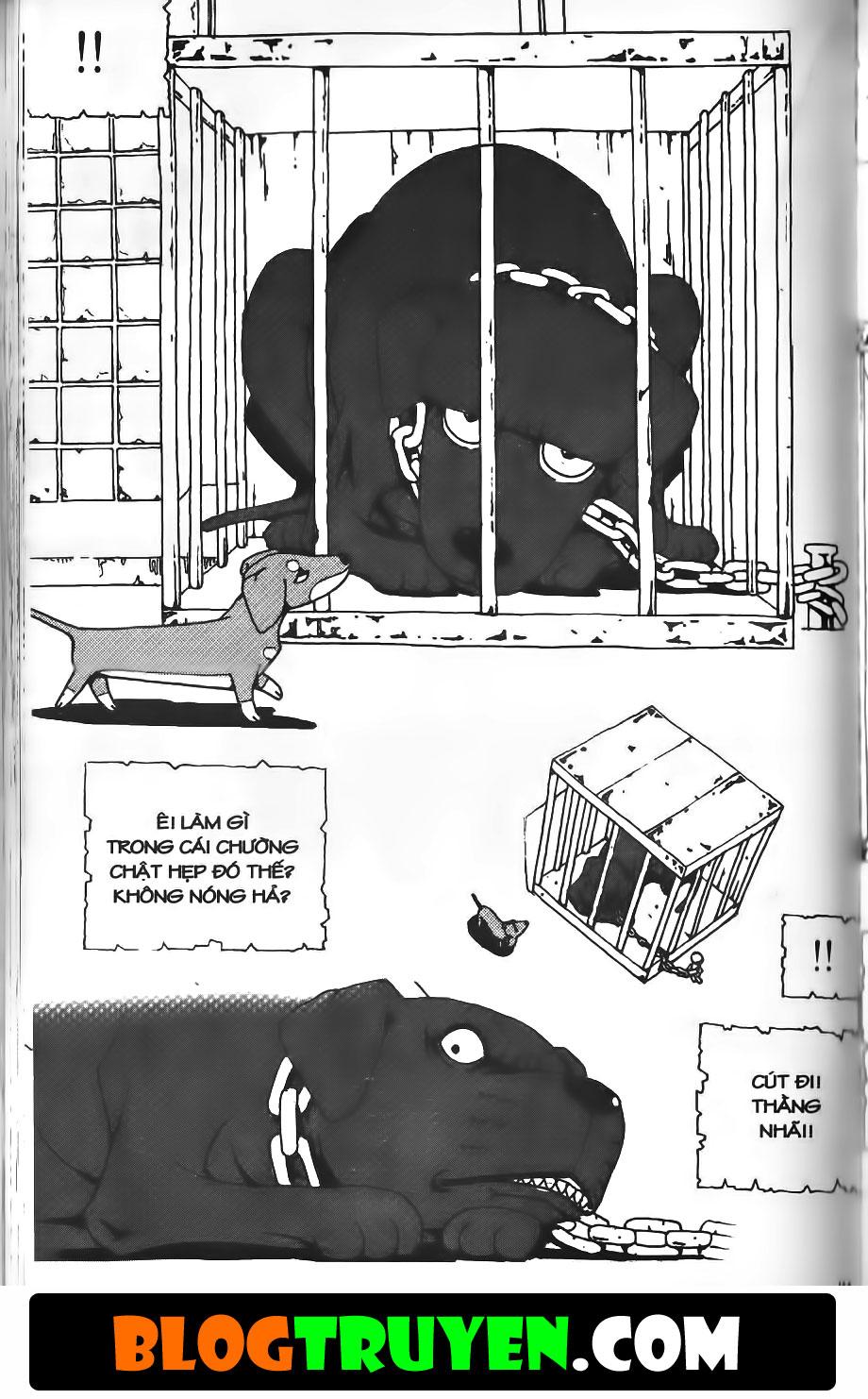 Bitagi - Anh chàng ngổ ngáo chap 182 trang 22