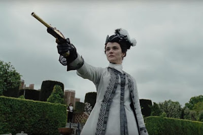 The Favourite 2018 movie still Rachel Weisz