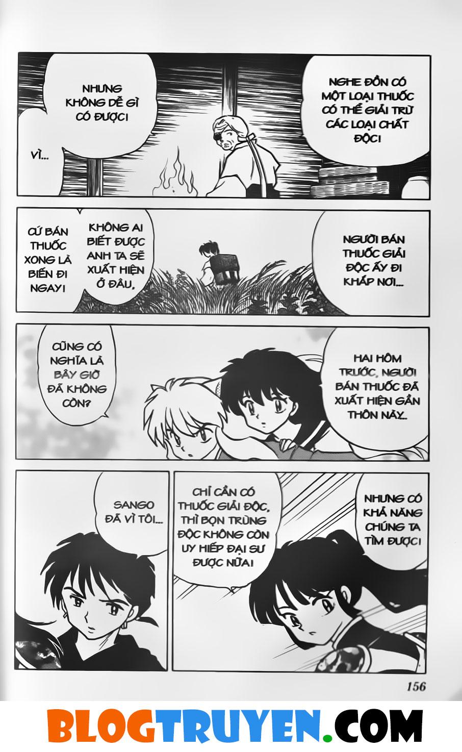 Inuyasha vol 36.9 trang 9
